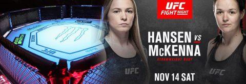 Kay Hansen vs. Cory McKenna