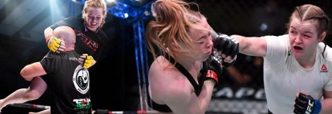 Cory McKenna stuns Kay Hansen; 30 seconds of chaos!